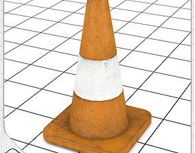 Road Cone 3D