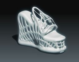 3D printable model Alien Shoes