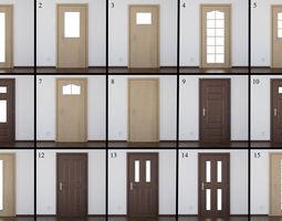 3D doors collection