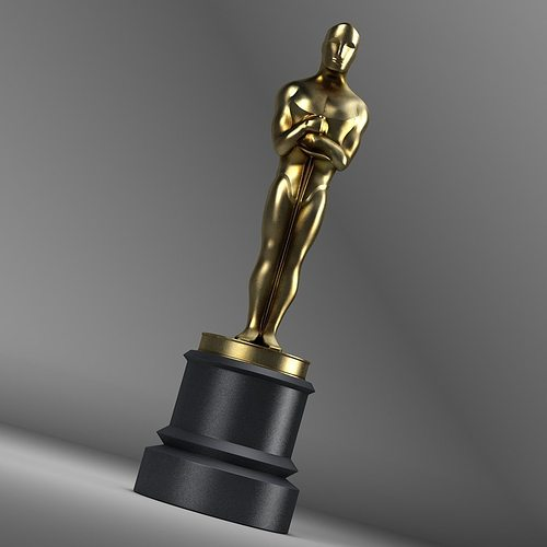 Image Result For Oscar Trophy D