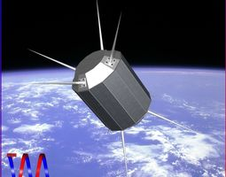 3d us uhf satellite