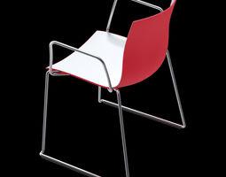 Catifa 46 Chair - Arper 3D model