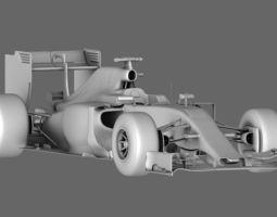 F1 RB11 Season 2015 Formula 3D Model