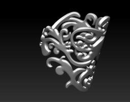 3d printable model fairy ring