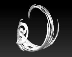 the swan 3d printable model