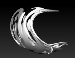 another bird 3d printable model
