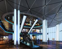 hqv shopping center 3d