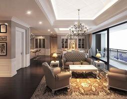 3D model HT Penthouse 210