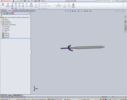 master sword 3d printable model