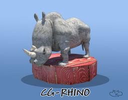 CG Rhino 3D