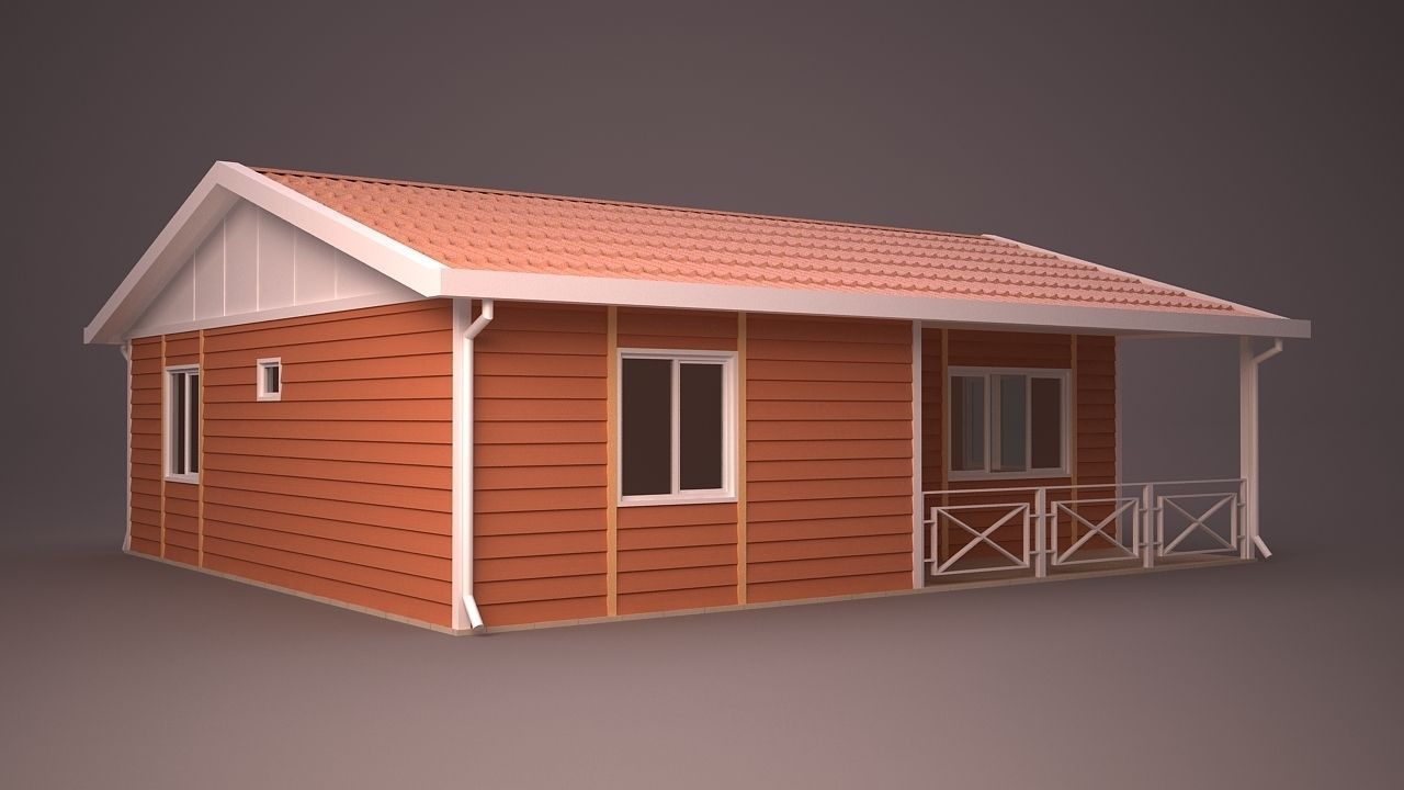 Home 41 3d model max obj 3ds fbx ma mb dwg for Home 3d model