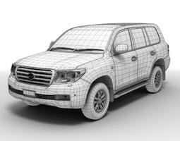 Toyota Landcruiser 3D