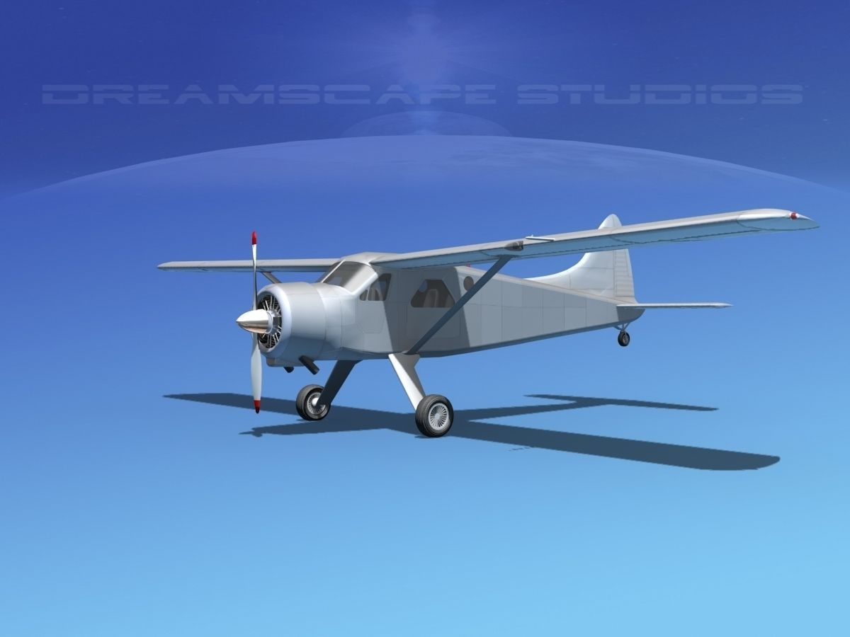 Dehaviland DH-2 Bare Metal