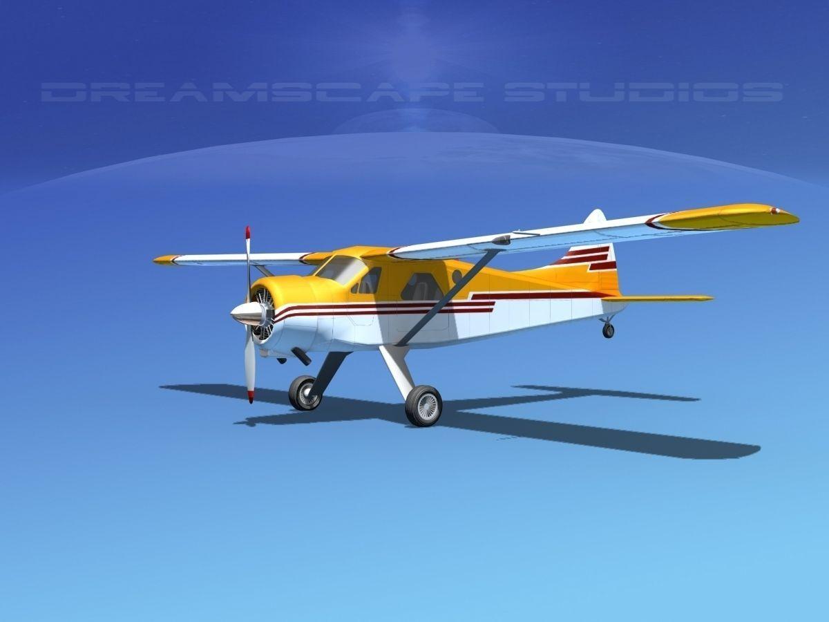 Dehaviland DH-2 Beaver SL12