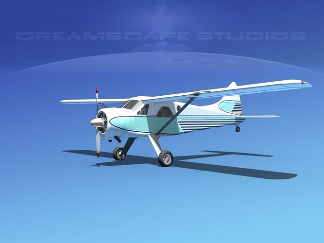 Dehaviland DH-2 Beaver SL15