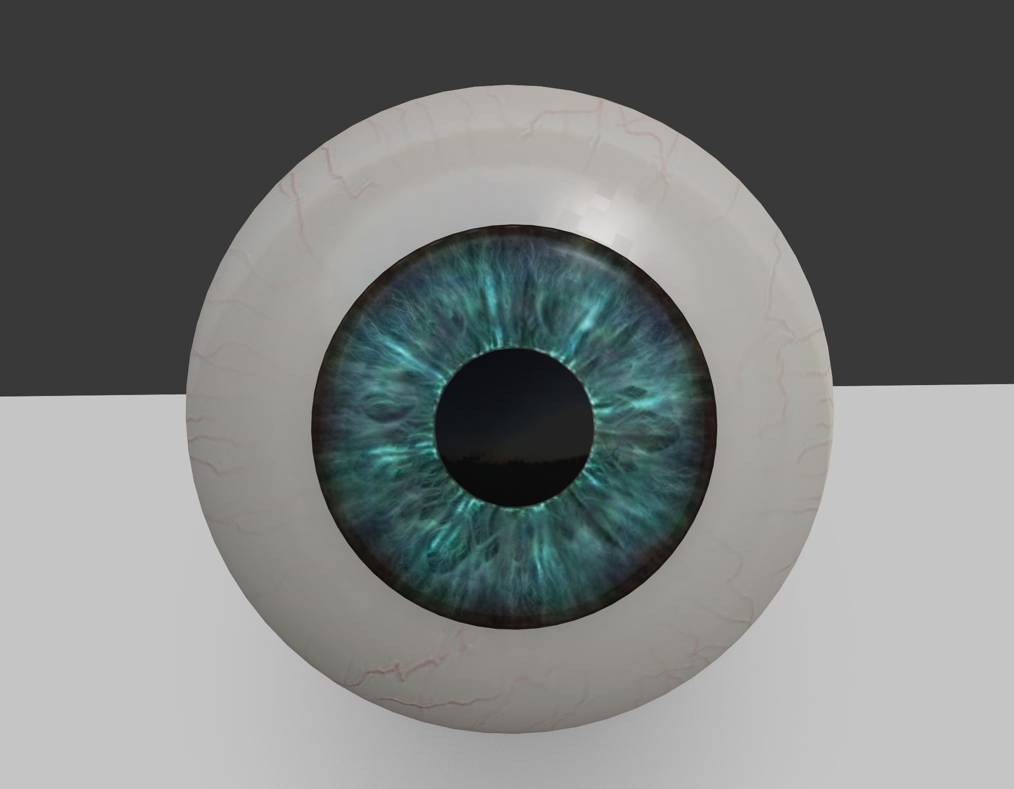 3D model Eyeball | CGTrader