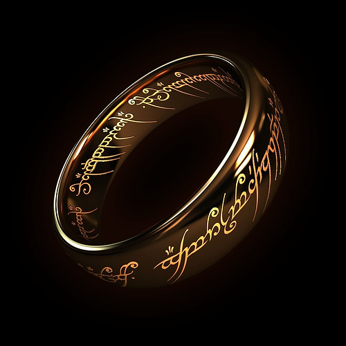 Power Of Ring In Lord Of The Rings