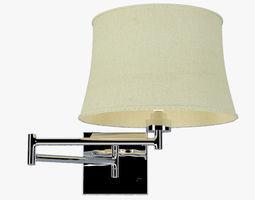 3D model wall-light Wall Lamp