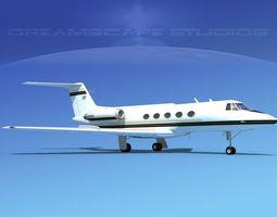 Grumman Gulfstream C-IIB V10 3D