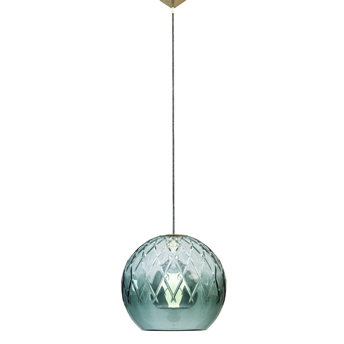 Baccarat SFERA ROUND PENDANT LIGHT 3D Model MAX OBJ 3DS