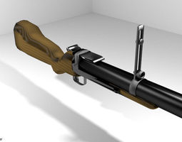 3D Grenade Launcher Standalone M79