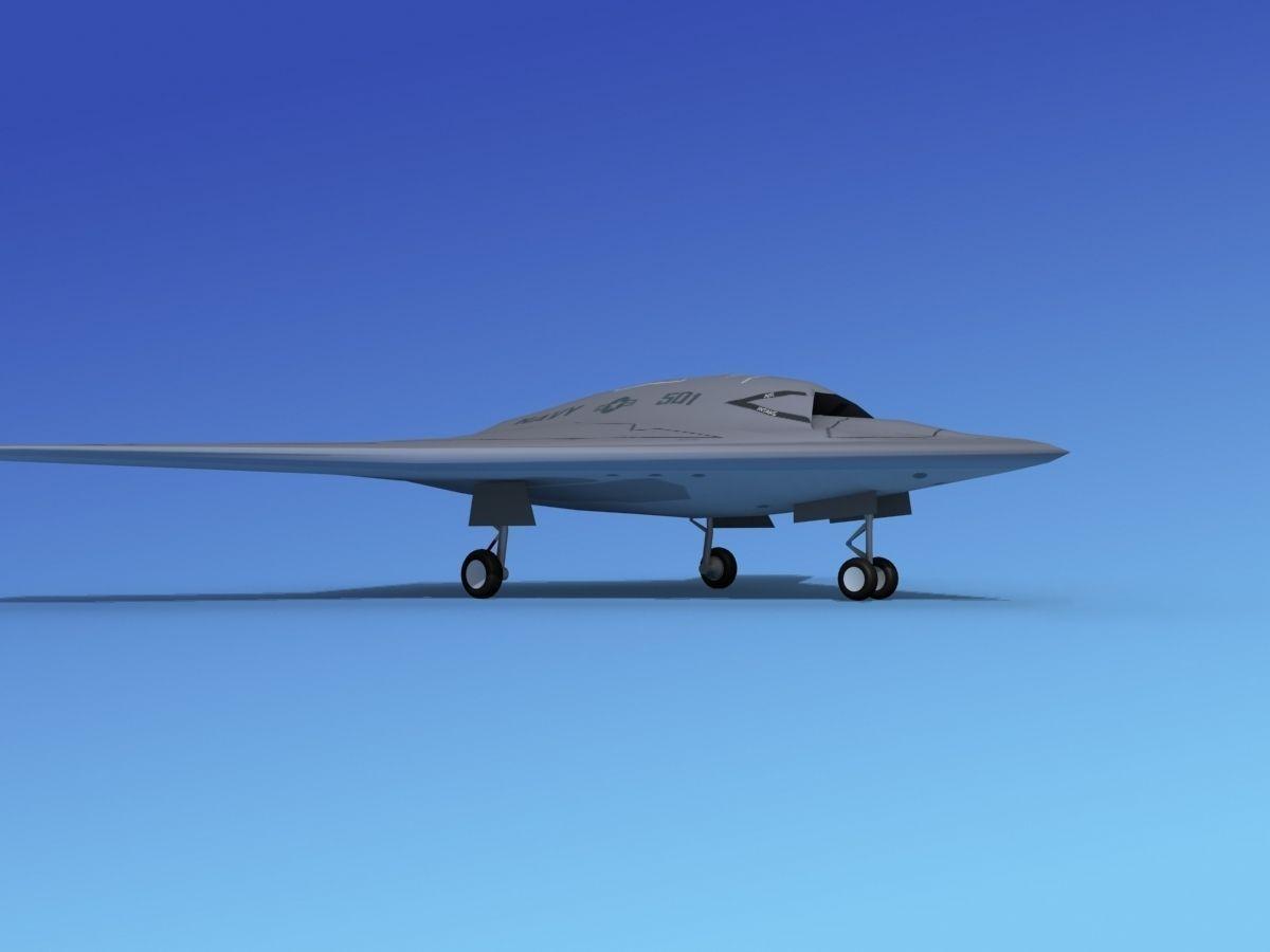 X-47B UCAS 1