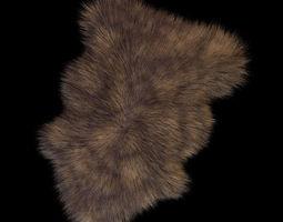 skin sheepskin 3d