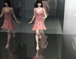 3D Maze of mirror