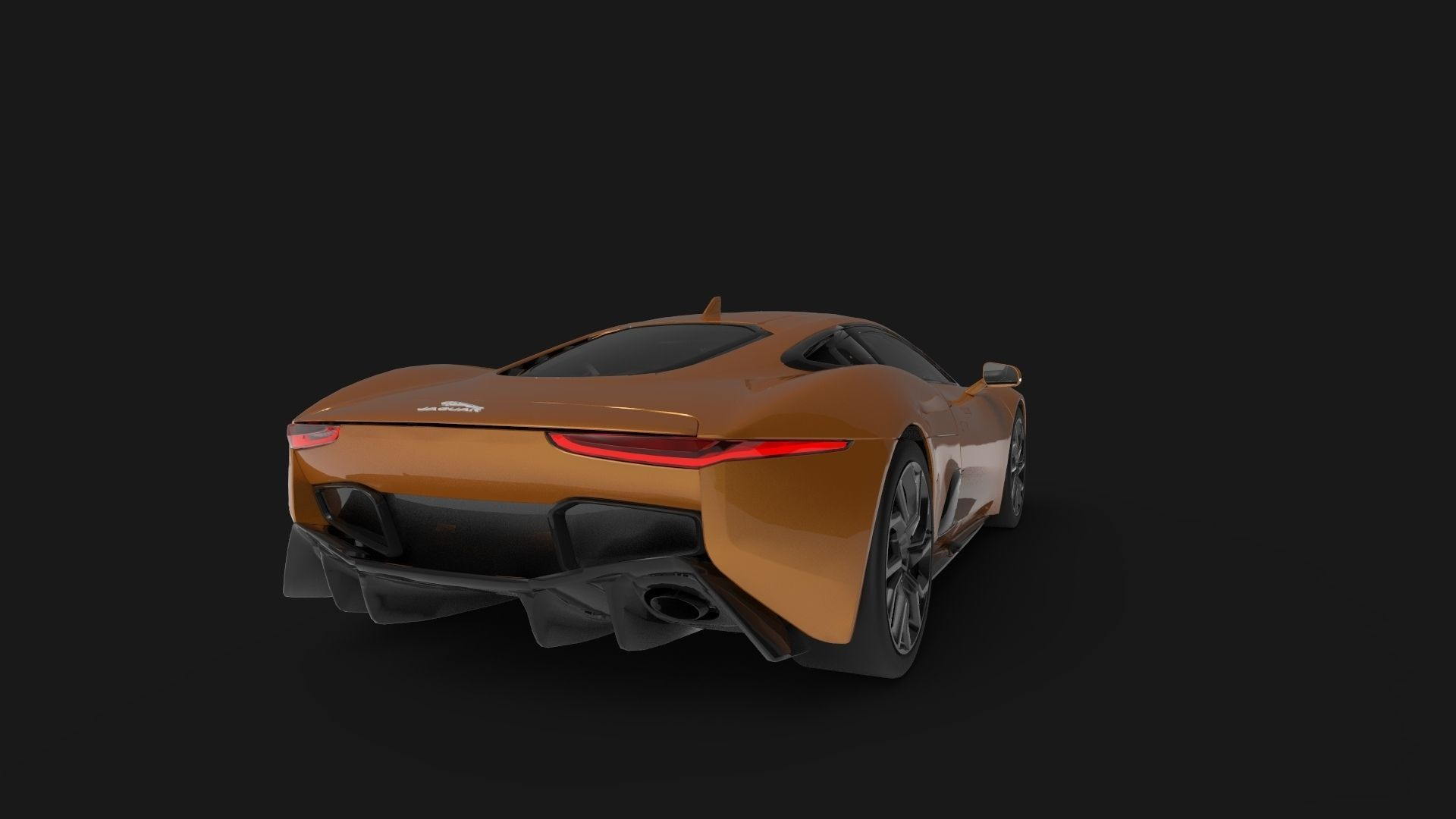 jaguar c x75 supercar concept prototype drive review. Black Bedroom Furniture Sets. Home Design Ideas