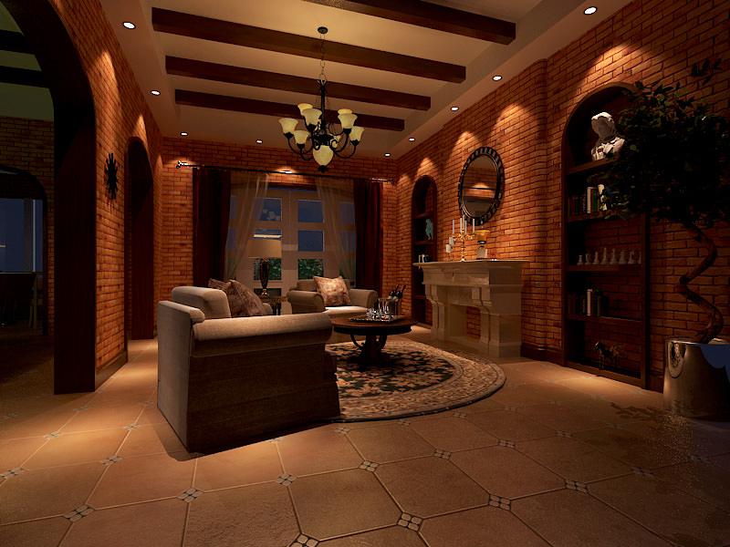 living room 102 3d model max