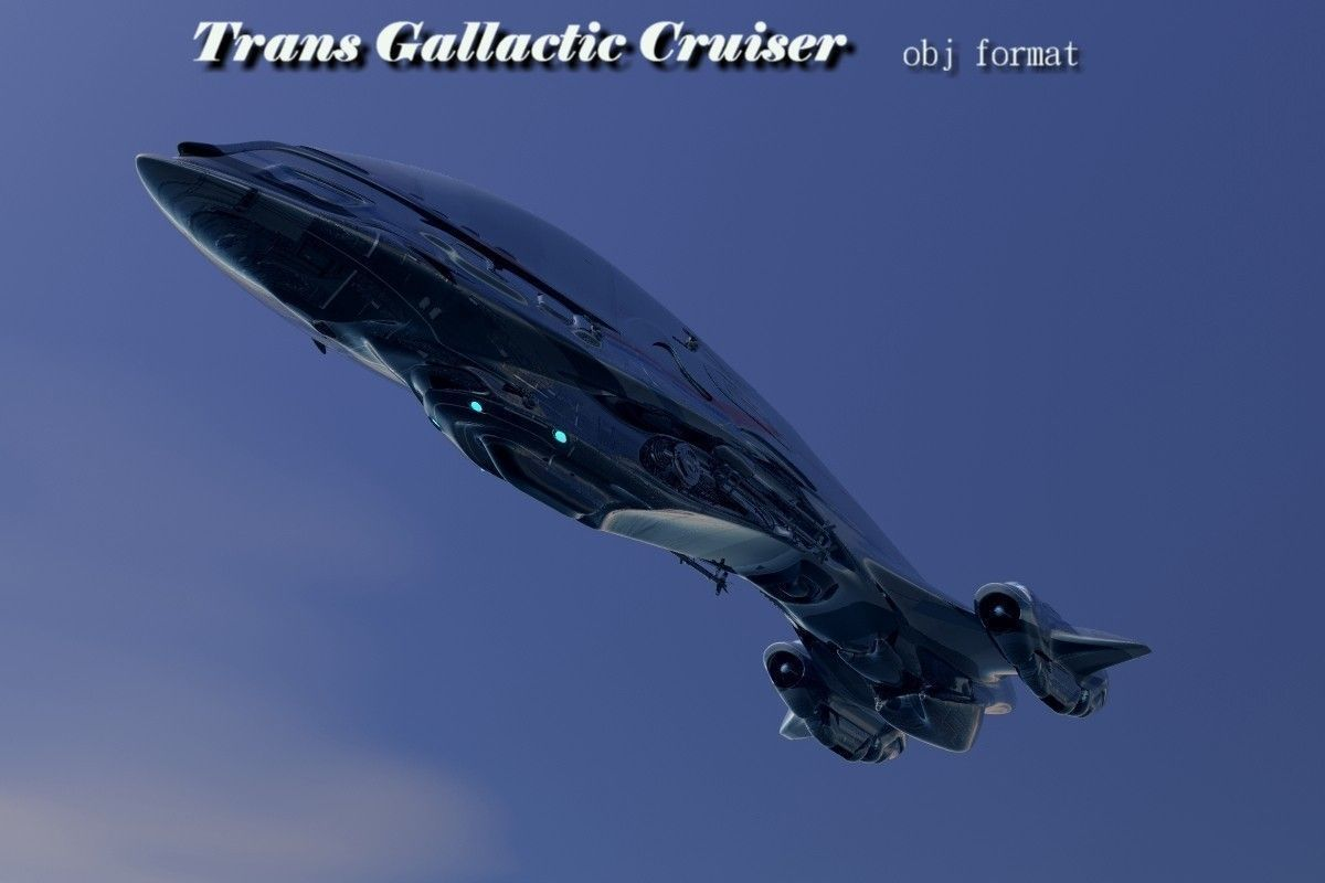 TRANS GALLACTIC CRUISER