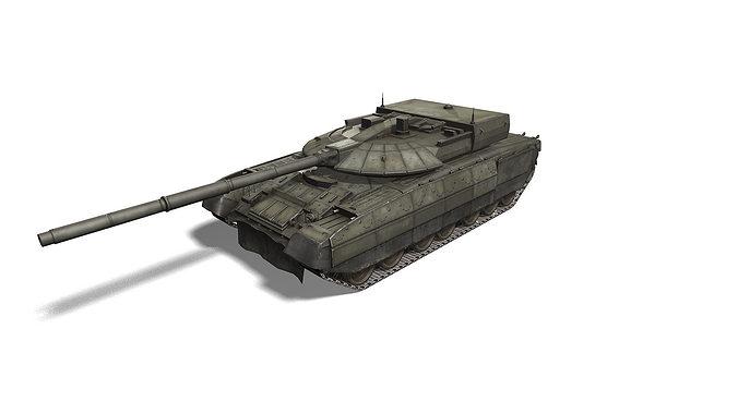 The Russian T95 Main Battle Tank  TankNutDavecom