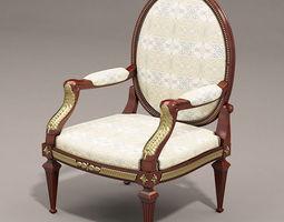 3D model classic-chair Classic chair