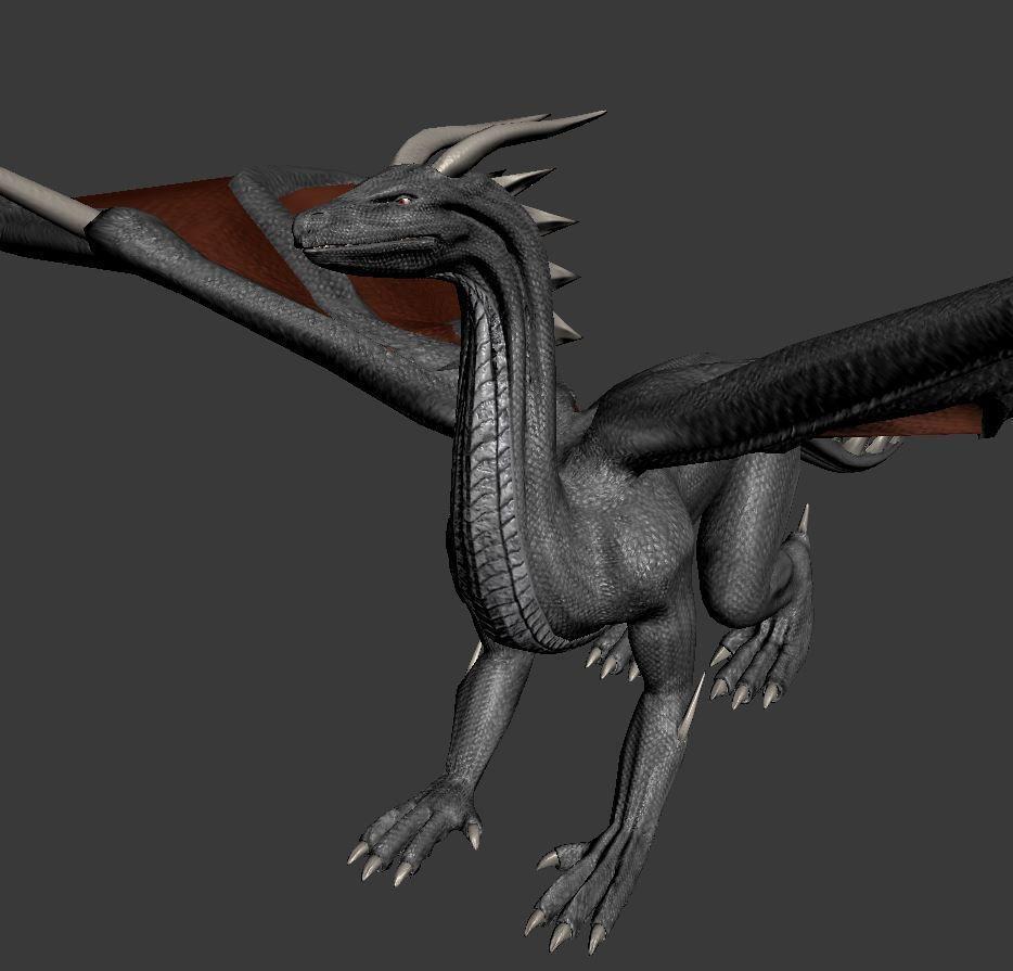 Black Dragons 3D Real 3 D Side By Side Details