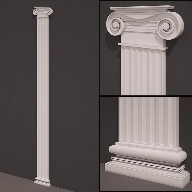 Pilaster antique type 5