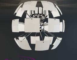 3D model Odeon Light Vorm