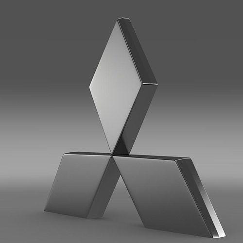 3D model Peterbilt logo | CGTrader
