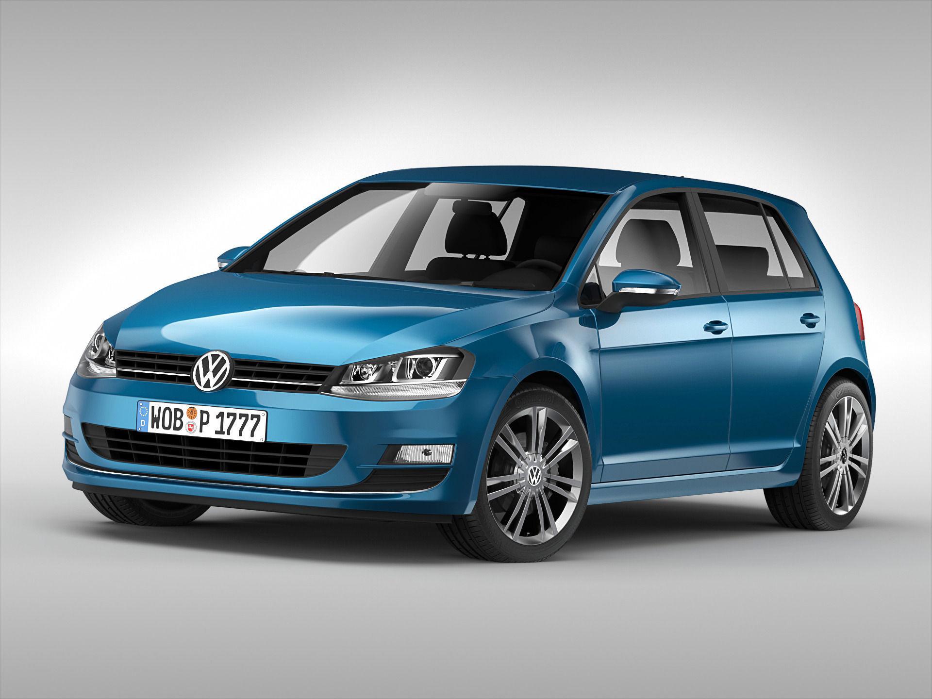 Volkswagen Golf MK7 2013