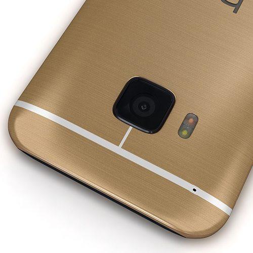 htc one m9 gold. htc one m9 amber gold 3d model max obj 3ds fbx c4d mtl 11