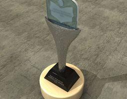 AWARD CROWN CUP 3D
