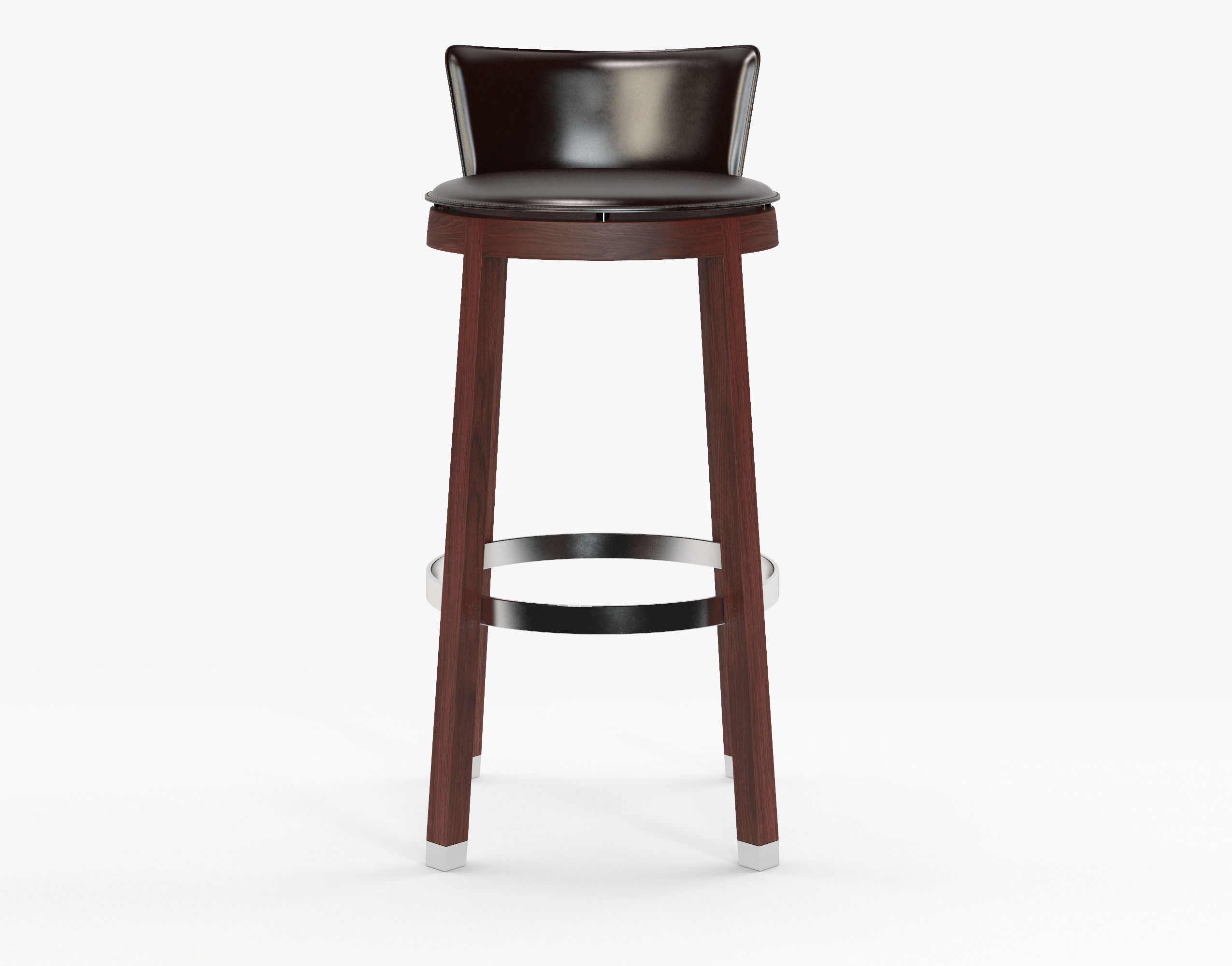 Tonon Bar Chair 3D