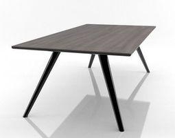 evans table 3d