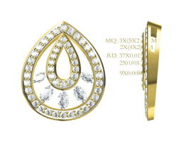 Jewelry R14258 3D