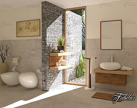 3D model Bathroom bath