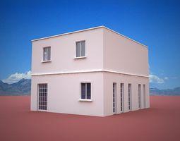 3D model HOME CUBIC
