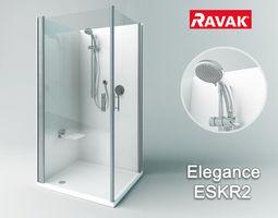 Ravak Elegance ESKR2 3D