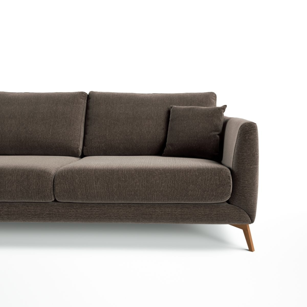 Boconcept fargo sofa 3d model max for Divan furniture