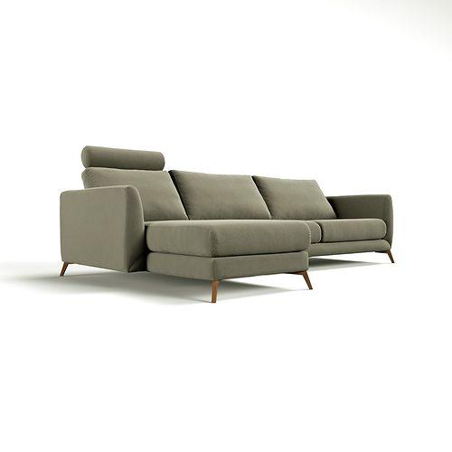 BoConcept Fargo Sofa 3D   CGTrader on