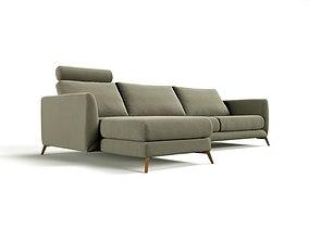 BoConcept Fargo Sofa 3D