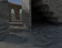 3D model Arena Small Basic